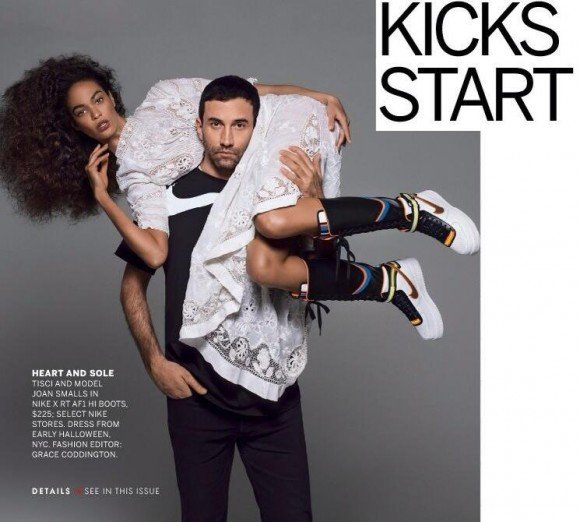 Riccardo Tisci x Nike Preview