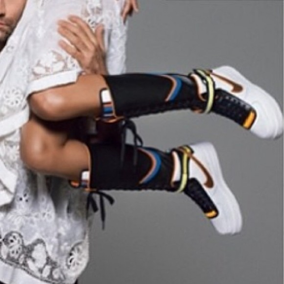 Riccardo Tisci x Nike Preview