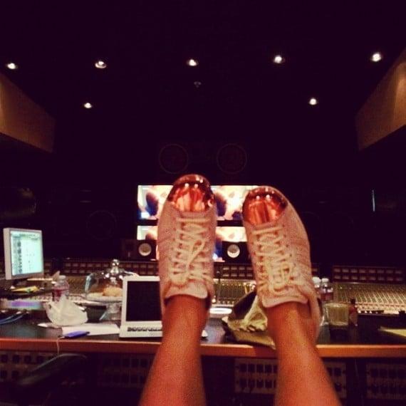 Rita Ora Preview adidas Superstar Metal Toe