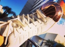 "Rita Ora Previews adidas Superstar ""Metal Toe"""