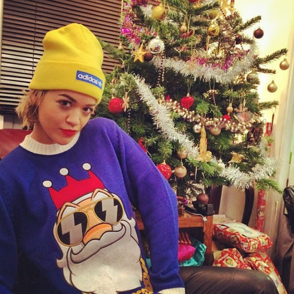 Rita Ora Announces 2014 adidas Originals Brand Partnership