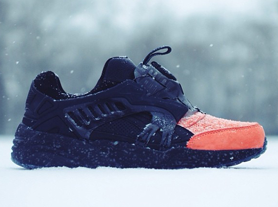 Ronnie Fieg Confirms U.S. Release of Puma Disc Blaze Coat of Arms