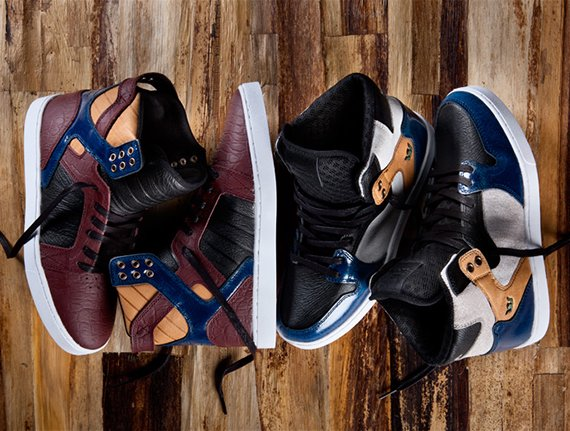 Supra Leather & Pigskin Pack Now Available