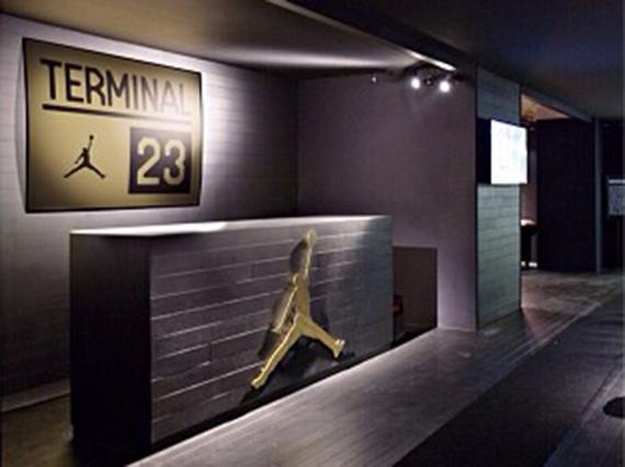 Terminal 23 by Jordan Brand
