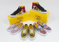 The Beattles x Vans 'Yellow Submarine' Pack
