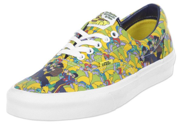 548d124c06 The Beattles x Vans  Yellow Submarine  Pack