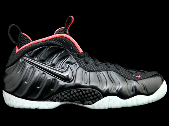 "9607259fa33 Nike Air Foamposite Pro ""Solar Red"" - Detailed Look"