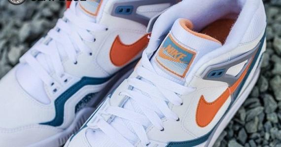Nike Air Tech Challenge Ii Clay Blue Sneakerfiles