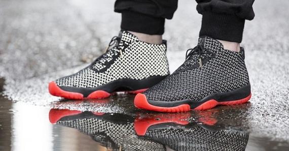 Jordan Future Infrared Release Date