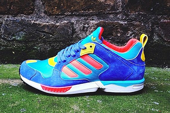 Offspring x adidas ZX 5000 Retro vs. Marble Pack
