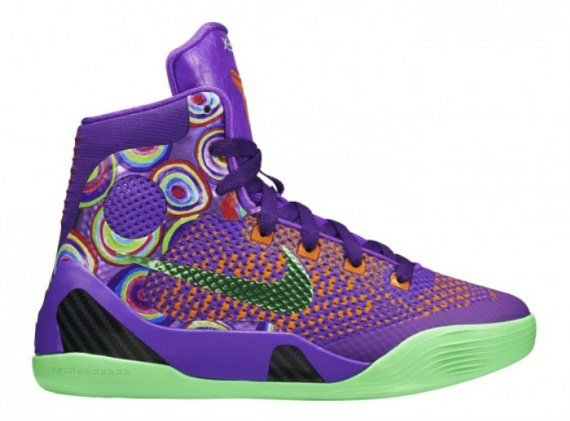 Nike Kobe 9 Elite GS Purple Venom