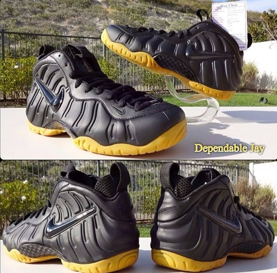 Nike Air Foamposite Pro Final Adoption - Sample