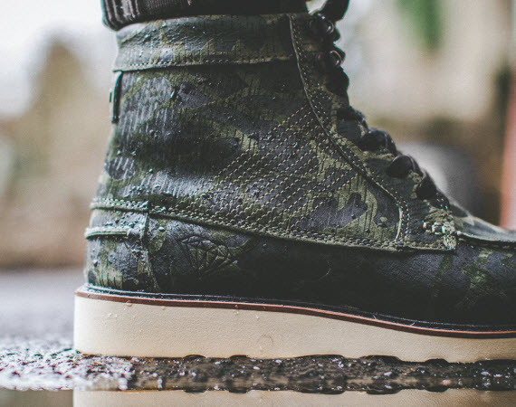 Diamond Supply Co. G.I. Boot Rain Fog Camo