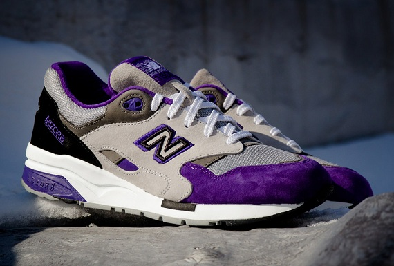 New Balance 1600 - Grey/Black/Purple