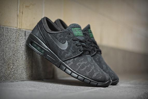 Nike Sb Janoski Max Black Australia