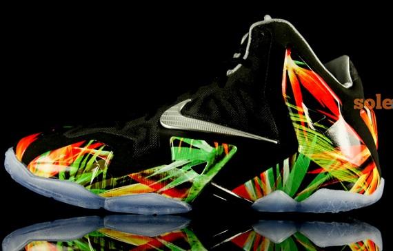half off 45ae0 00444 Nike LeBron XI (11) GS