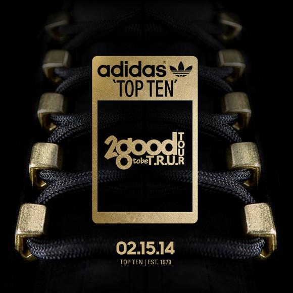 adidas Originals Top Ten 2 Good 2 Be T.R.U. Teaser