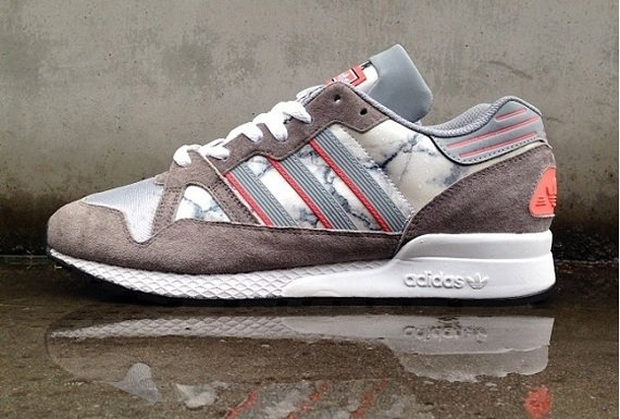 Offspring x adidas ZX 710 Retro vs. Marble Pack
