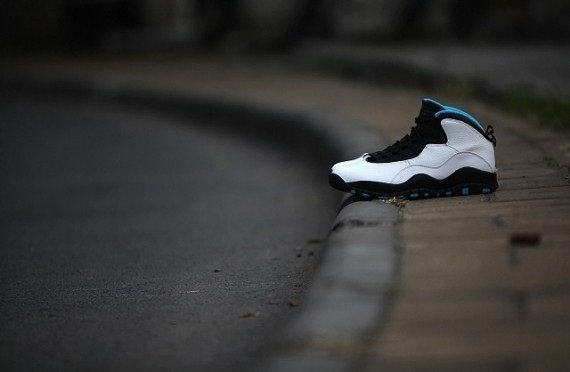 Air Jordan 10 Powder Blue Mens and GS Sizes