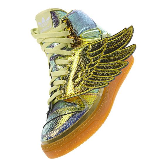 1d49c1e9aabe hot sale adidas Originals By Jeremy Scott  C JS Foil Wing ...