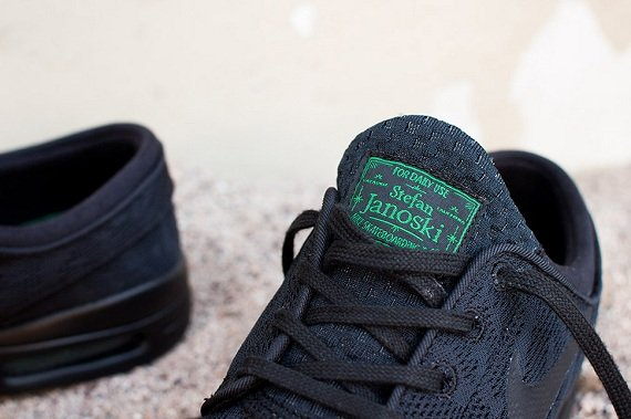 Nike Sb Janoski Max Maglia Nera E Pino DDJZgB