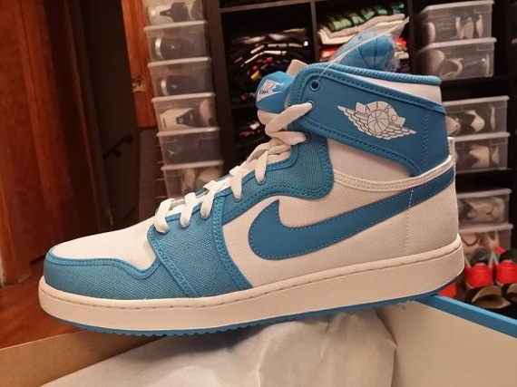 Air Jordan 1 Retro KO Rivalry Pack - More Detailed Pictures