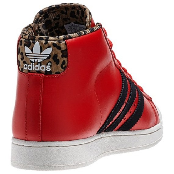 adidas Pro Model Leopard