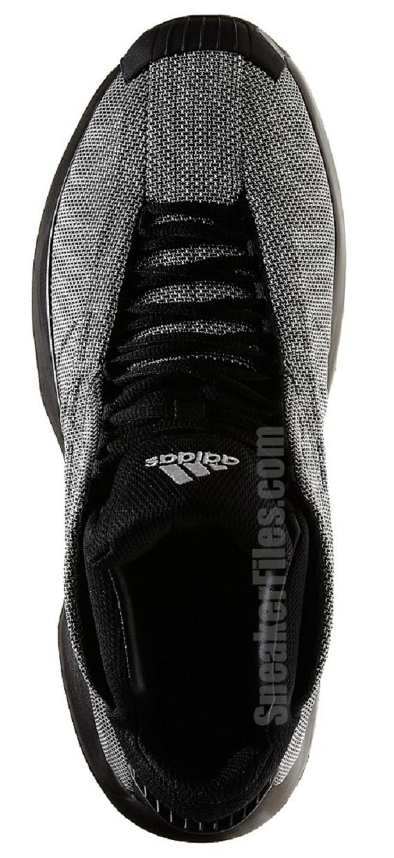 adidas Crazy 1 Black/Black/Metallic Silver