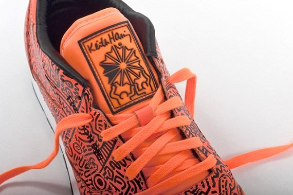 Keith Haring x Reebok Classic - Spring and Summer 2014