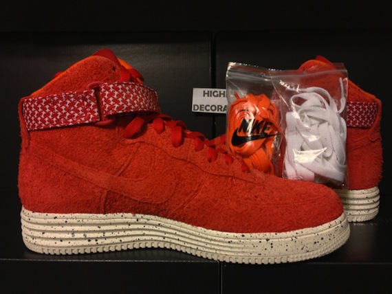 UNDFTD x Nike Lunar Force 1 Houndstooth Pack