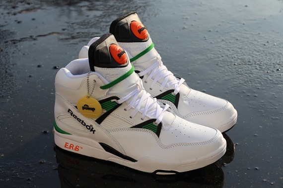 Reebok Omni Zone Pump Lakers Vs Celtics Pack Sneakerfiles