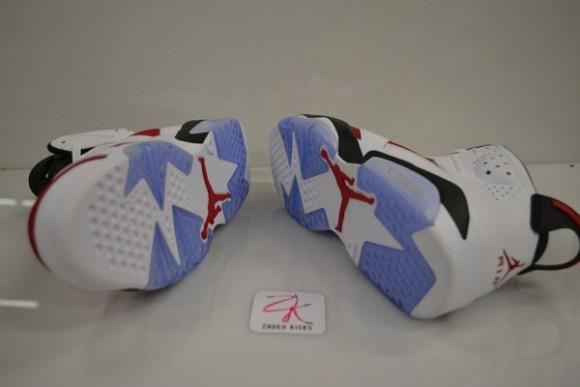 Air Jordan 6 Carmine Epic Look