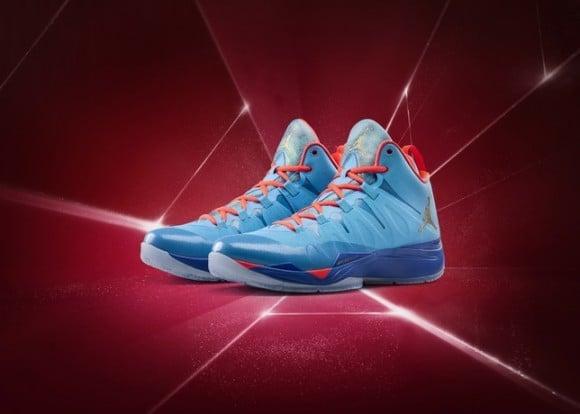 Jordan Brand 2014 All-Star Crescent City Collection