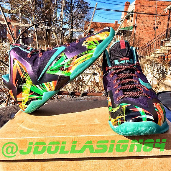 Nike LeBron XI (11) Givenchy - First Look