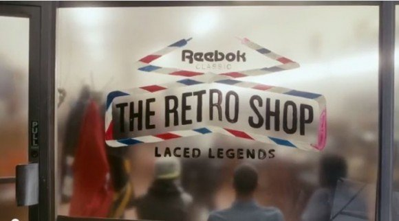"""Reebok Classic introduces Episode 1 of """"The Retro Shop"""" video series featuring Shaq, Shawn Kemp and Lil' Duval"""