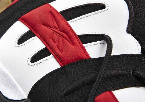 Reebok The Rail Black Red White Release Reminder