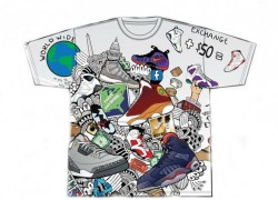 "SneakHeat Lanches The ""OG"" Graphic Tee"