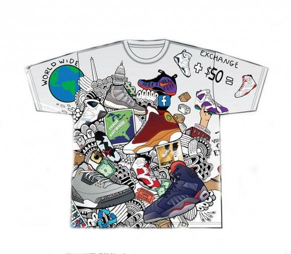 SneakHeat Lanches The OG Graphic Tee