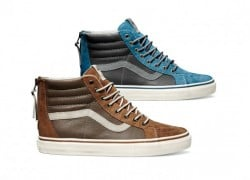 Vault by Vans Sk8-Hi Reissue Zip LX Colorways for Spring 2014