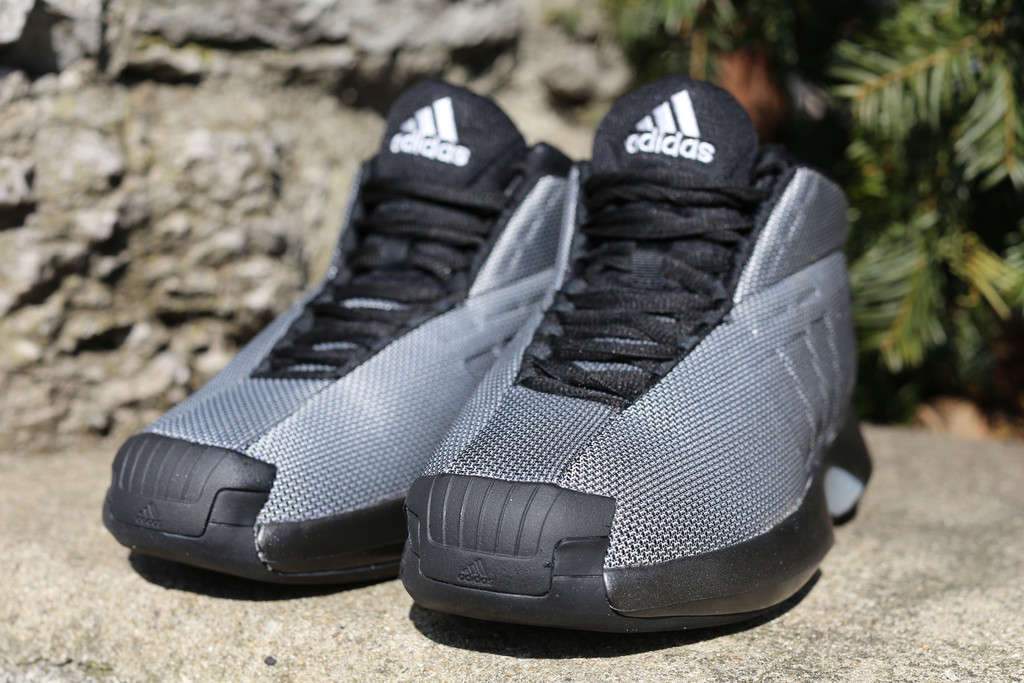 low priced 93ffa 3ccf7 adidas Crazy 1 Playoffs  New Images
