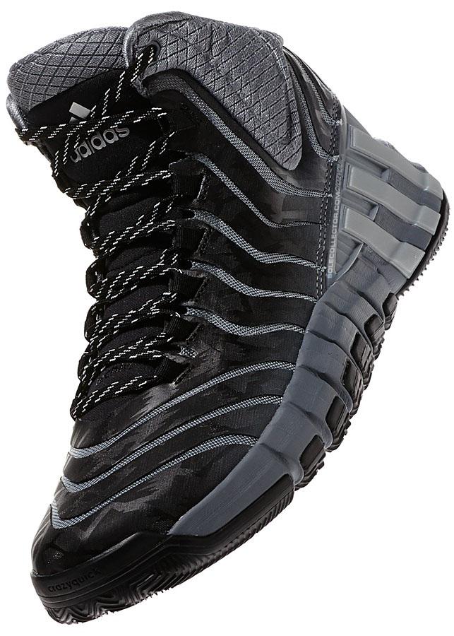 adidas Crazyquick 2 Black/Grey