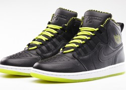 Air Jordan 1 '94 'Black/Venom Green-Black' | Official Images