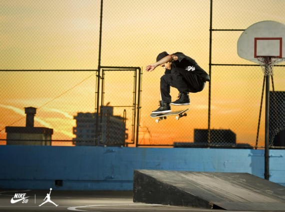 Air Jordan 1 x Nike SB Release Date Announced