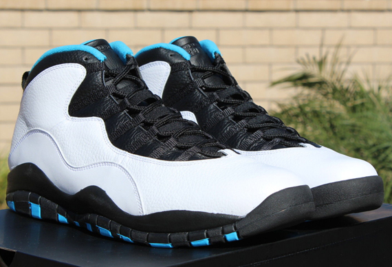 Air Jordan 10 Powder Blue Release Reminder