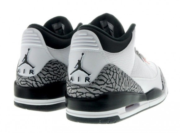Air Jordan 3 Infrared 23 Detailed Look