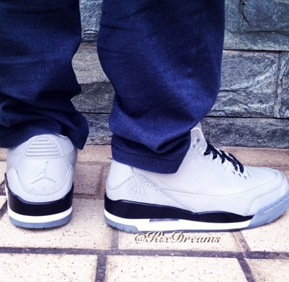 Air Jordan 5Lab3 On-Feet Images