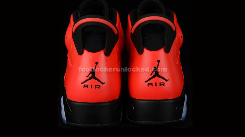 wholesale dealer bf9d1 cec83 Air Jordan VI (6) 'Infrared 23' & 'White/Infrared-Black ...