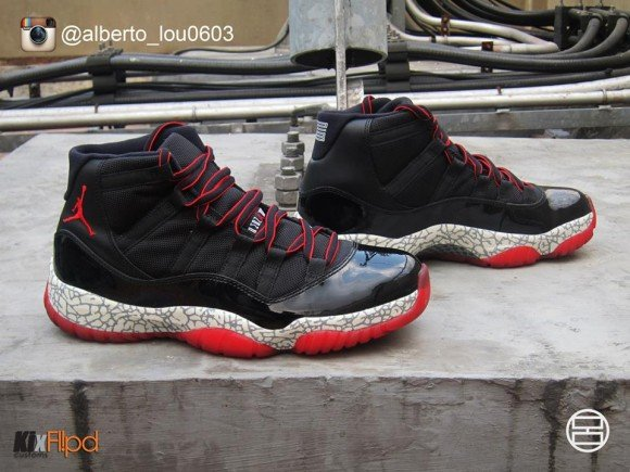 air-jordan-xi-11-elephant-glow-breds-customs-by-alberto-lou