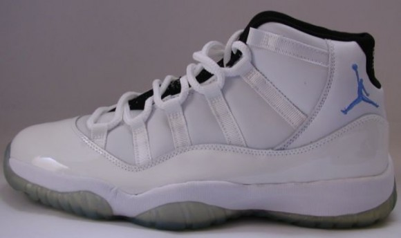 "2014 will see the re-release of the OG '96 kicks, the Air Jordan XI (11) ""Columbia."""