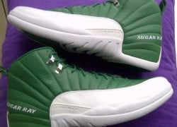 Air Jordan XII (12) 'Boston Celtics' | Ray Allen PE